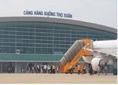 Nâng cấp sân bay Thọ Xuân, Thanh Hóa lên chuẩn quốc tế