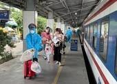 Gần 3.000 người dân Quảng Bình sắp được về quê bằng tàu hỏa