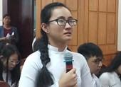 Sở GD&ĐT tìm hiểu vụ HS khóc khi nhắc cô giáo dạy toán