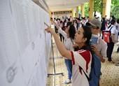 887.000 thí sinh hồi hộp làm thủ tục dự thi THPT quốc gia