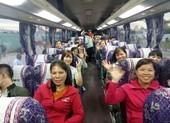 35 chuyến xe chở niềm vui đoàn viên đến khắp mọi miền