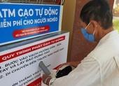 Vũng Tàu: ATM gạo trao yêu thương giữa mùa dịch COVID-19