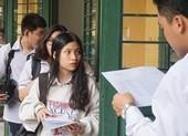 Cán bộ, giảng viên đại học không tham gia kỳ thi THPT 2020