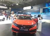 Bảng giá xe Honda tháng 1: Honda HR-V ưu đãi đến 95 triệu đồng