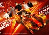 Chặng đua F1 đầu tiên tại Việt Nam sắp diễn ra