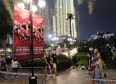 Sân khấu khủng tại đại nhạc hội chào đón giải đua F1 Việt Nam