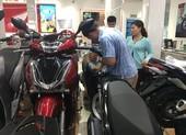 Thị trường xe máy Việt đang bão hòa, nhu cầu giảm