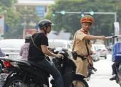 Xe máy chỉ có gương bên trái thì có bị phạt tiền?