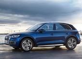Audi triệu hồi thay thế vít gia cố ốp chắn bùn trên Audi Q5