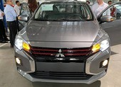 Lộ thông tin Mitsubishi Attrage 2020 ra mắt tại Việt Nam