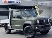 Suzuki Jimny độ bán tải nhỏ gọn giá bán hơn nửa tỉ đồng