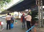 Khách lác đác nhưng ga Sài Gòn không lơ là dịch bệnh