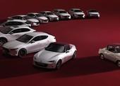 Mazda ra mắt xe mui trần đặc biệt kỷ niệm 100 năm hoạt động