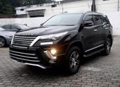 Rò rỉ hình ảnh Toyota Fortuner facelilt với nhiều nâng cấp mới