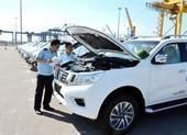 Ô tô nhập khẩu về Việt Nam giảm kỷ lục trong mùa dịch COVID-19