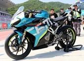 CFMoto 300SR, đối thủ mới trong phân khúc sportbike 300cc