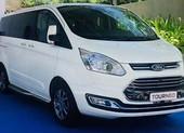 Giá lăn bánh mới nhất của dòng MPV Ford Tourneo