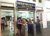 Từ 6-8, đường sắt tạm ngưng thêm đôi tàu TP.HCM đi Hà Nội