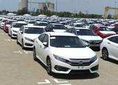 Ô tô Thái Lan được nhập khẩu với số lượng lớn vào VN