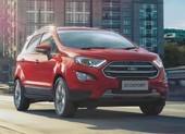 Bảng giá xe Ford tháng 10: Ecosport 2020 giá 545 triệu đồng