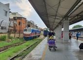 Đường sắt thông tuyến tàu TP.HCM đi Hà Nội