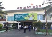 Không còn hiện tượng 'cò vé' tại ga Sài Gòn