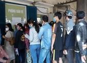 Bình Dương: Người dân đổ xô ra ga tàu hỏa trả vé vì COVID-19