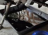 Cách thay nhớt xe máy tại nhà trong mùa dịch COVID-19