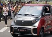 Rò rỉ thông số kỹ thuật chiếc xe điện siêu nhỏ chỉ 71 triệu đồng