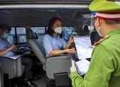 Chùm ảnh: Ngày đầu tiên người lao động lưu thông 4 tỉnh giáp ranh TP.HCM