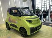 Mẫu xe điện hai chỗ ngồi này chỉ có giá hơn 200 triệu đồng