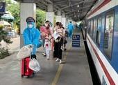 Hôm nay, hàng ngàn người dân sẽ về Quảng Bình bằng tàu lửa