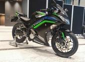Kawasaki sẽ giới thiệu 10 mẫu xe phân khối lớn chạy bằng điện