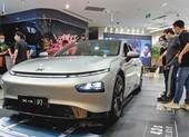 Trung Quốc đang sản xuất ô tô điện nhanh hơn Tesla