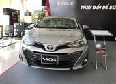 Đẩy mạnh ưu đãi, Toyota Vios vẫn chưa bằng một nửa doanh số đối thủ