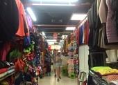 Chợ ngầm dưới lòng đất, chợ đêm Bến Thành hiu hắt khách
