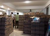 Hàng triệu khẩu trang có dấu hiệu kém chất lượng ở TP.HCM