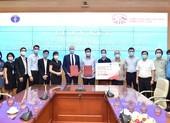 23 tỉ đồng hỗ trợ đội ngũ y tế chống dịch COVID-19