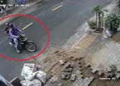 Xuất hiện nhóm trộm bẻ khóa xe máy chỉ trong 6 giây tại quận 7