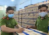 Đường dây làm hàng triệu găng tay y tế giả ở Bình Tân