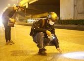'Đinh tặc' hoành hành trên quốc lộ 1 đoạn qua TP Thủ Đức
