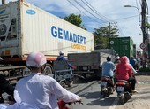 Giữ nguyên khung giờ cấm xe đường Nguyễn Duy Trinh, quận 9