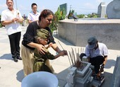 Tưởng niệm liệt sĩ Liên Xô - Việt Nam tại Cam Ranh