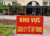 Cách ly hơn 1.420 người từ Đà Nẵng về Hà Tĩnh
