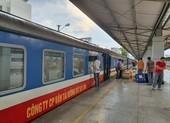 Đường sắt tiếp tục tạm ngưng tàu đi Quảng Nam, Quy Nhơn