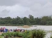 Lũ cuốn mất tích người đi bắt cá ven sông Lại Giang
