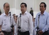 2 cựu chủ tịch Đà Nẵng và Phan Văn Anh Vũ nói lời sau cùng