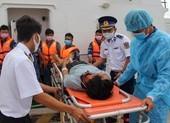 6 thuyền viên ở Kiên Giang bị ngạt khí trong hầm cá