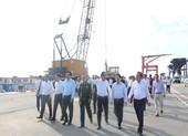 Cảng quốc tế Long An trung chuyển hàng hóa cho vùng ĐBSCL