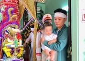 Trung úy công an tử nạn để lại con gái 6 tháng tuổi
